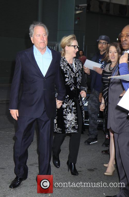 Meryl Streep and Don Gumner 1