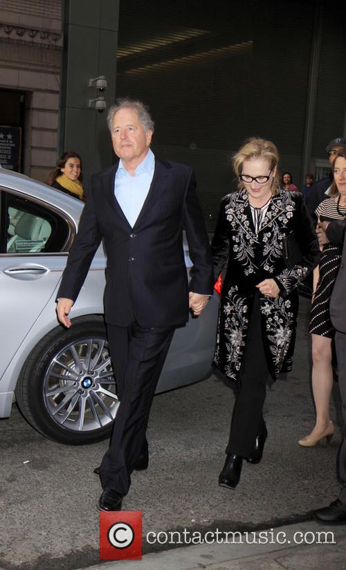 Meryl Streep and Don Gumner 9