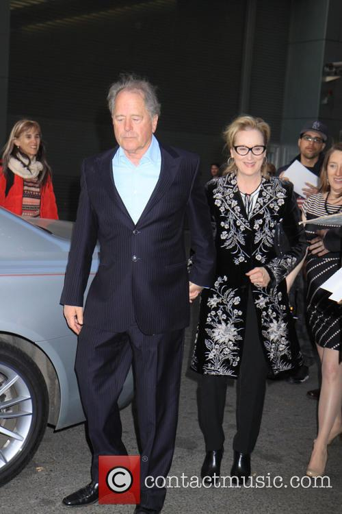 Meryl Streep and Husband Don Gummer 8