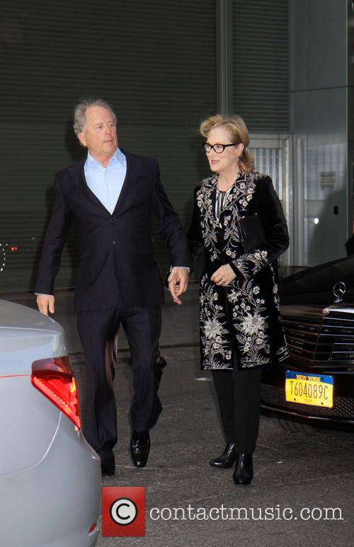 Meryl Streep, Husband and Don Gumner 6