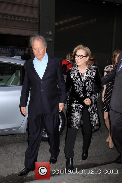 Meryl Streep and Husband Don 5
