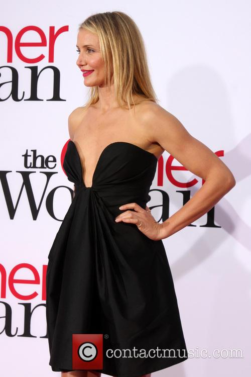 cameron diaz the other woman premiere 4163121