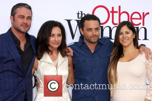 Taylor Kinney, Pamela Heisler, Brother and Sister-in-law 6