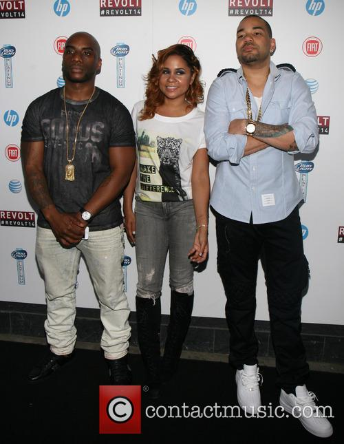 Charlamagne Tha God, Angela Yee and Dj Envy 3