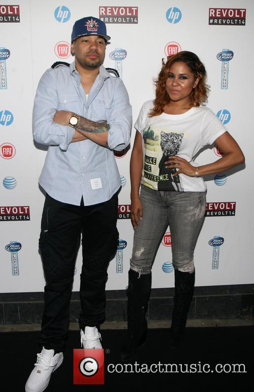 Dj Envy and Angela Yee 6