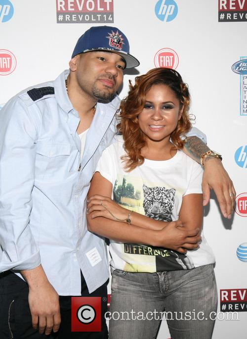 Dj Envy and Angela Yee 8