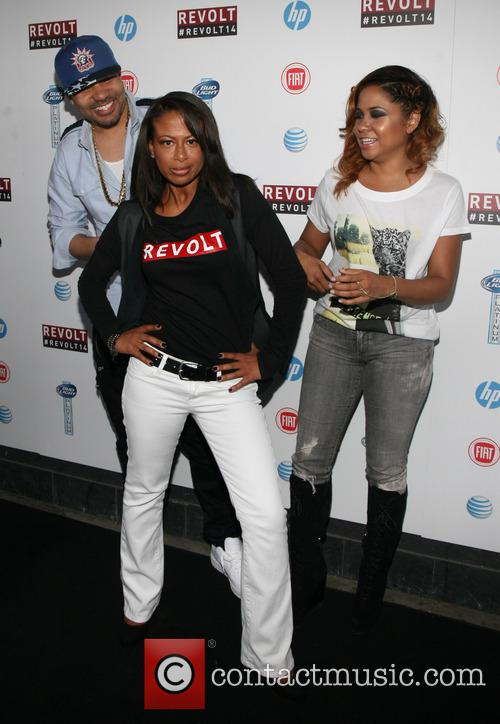 Dj Envy, Val Boreland and Angela Yee 4