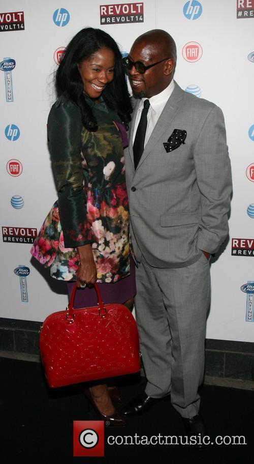 Andre Harrell and Ericka Pittman 3
