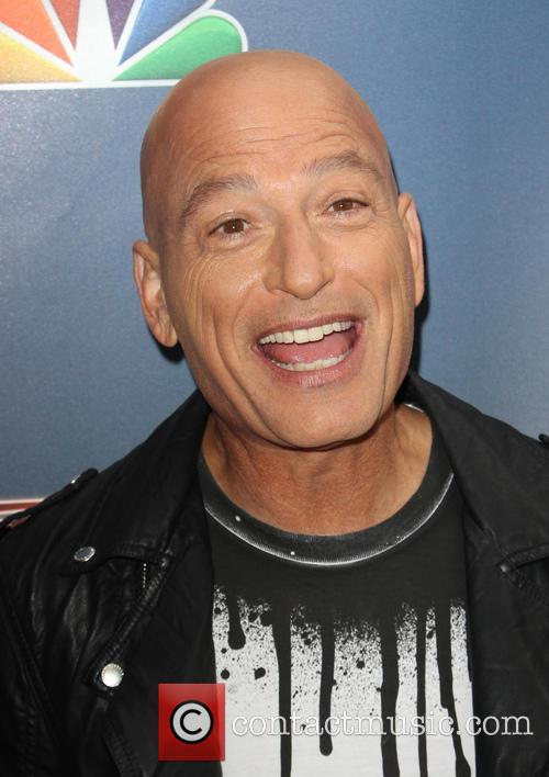 Howie Mandel, the Dolby Theatre