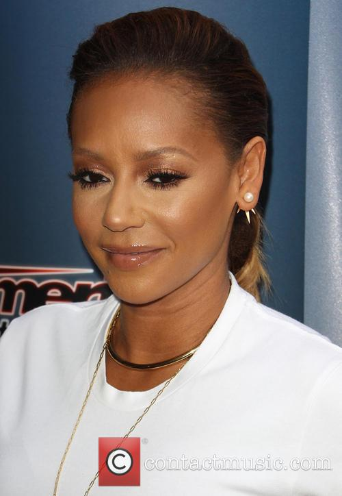 Melanie Brown, Mel B, the Dolby Theatre