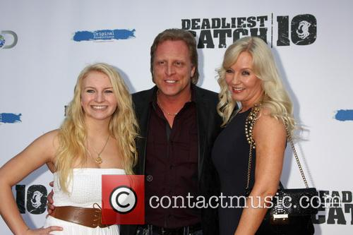 Mandy Hansen, Sig Hansen and June Hansen