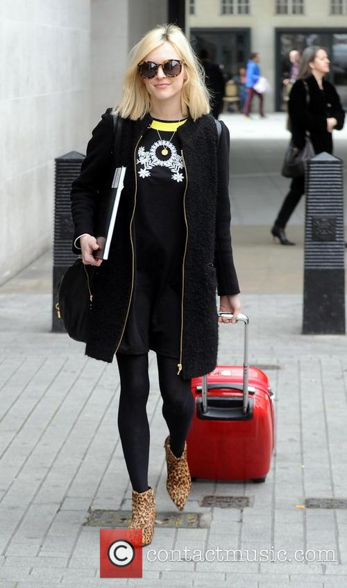 Fearne Cotton leaving BBC Radio One, London