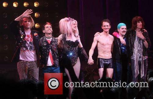 Opening Night Curtain Call for Hedwig and the...