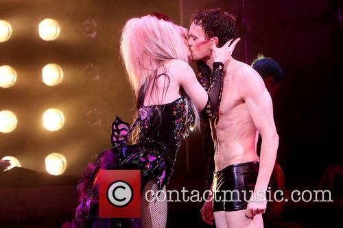 Lena Hall and Neil Patrick Harris 1