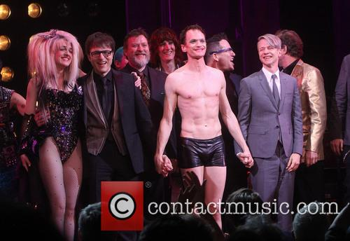Neil Patrick Harris, Stephen Trask, Lena Hall and John Cameron Mitchell 3