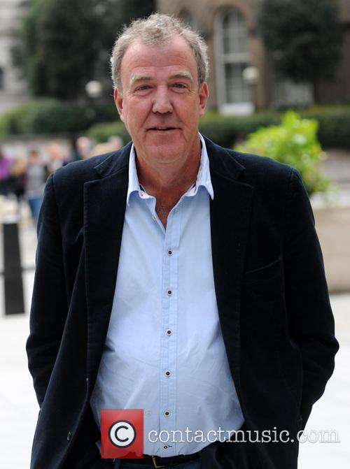 jeremy clarkson jeremy clarkson pictured at the 4163603