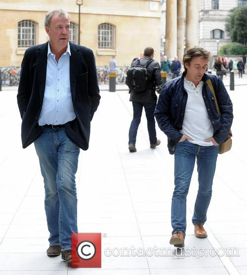 Jeremy Clarkson and Richard Hammond 2