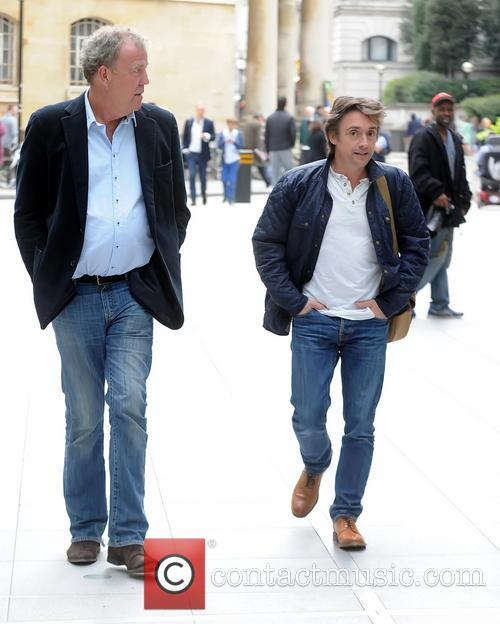 Jeremy Clarkson and Richard Hammond 1