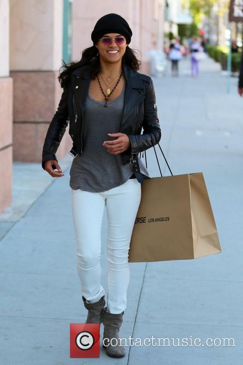 Michelle Rodriguez Cara Delevingne split