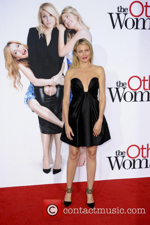 cameron diaz the other woman premiere 4163405