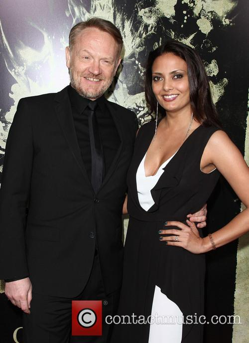 Jared Harris and Allegra Riggio 3