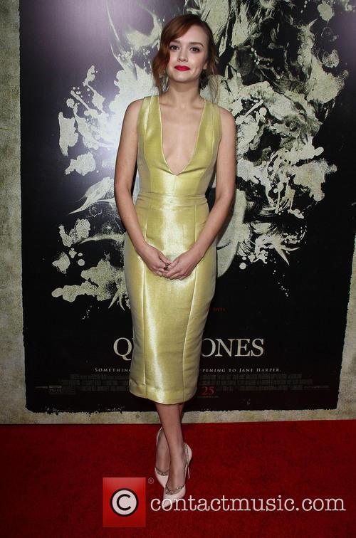 Olivia Cooke 1