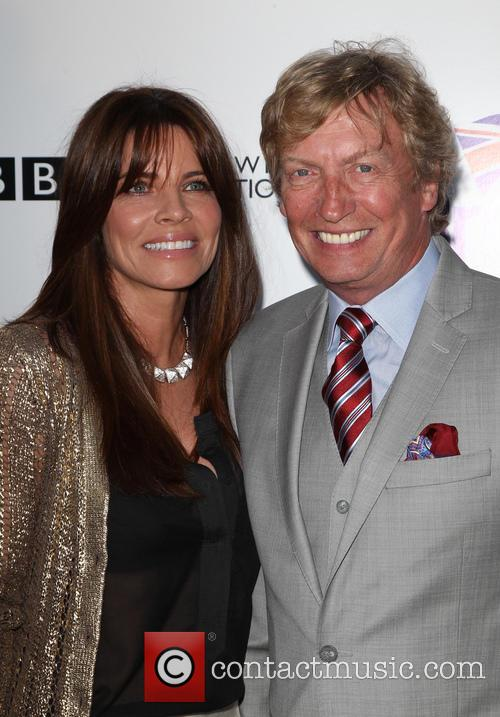 Nigel Lythgoe and Guest 1