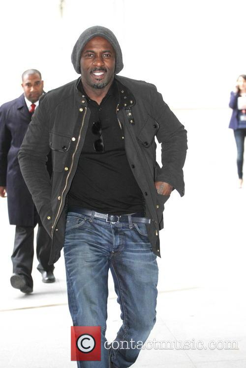 Idris Elba, BBC Studios London