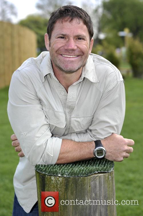 Steve Backshall at ZSL Whipsnade Zoo