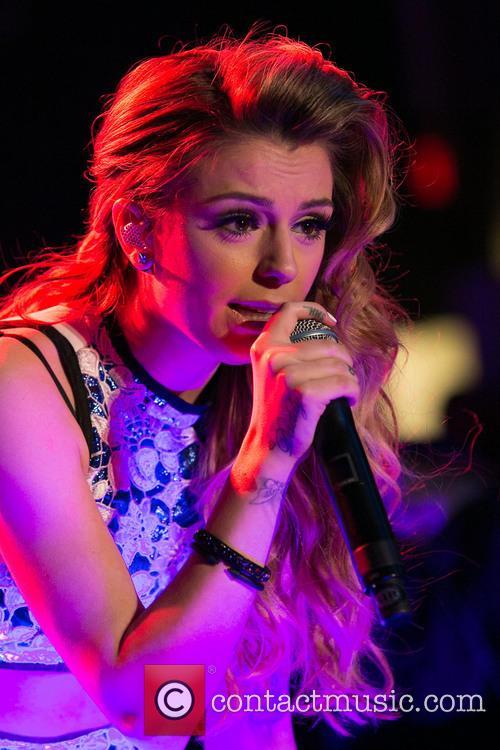 Cher Lloyd Singing