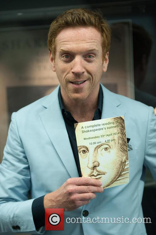 Damian Lewis reading Shakespeare