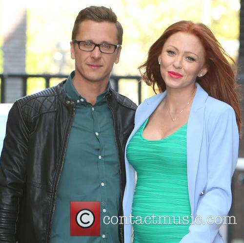 Natasha Hamilton and Ritchie Neville 2