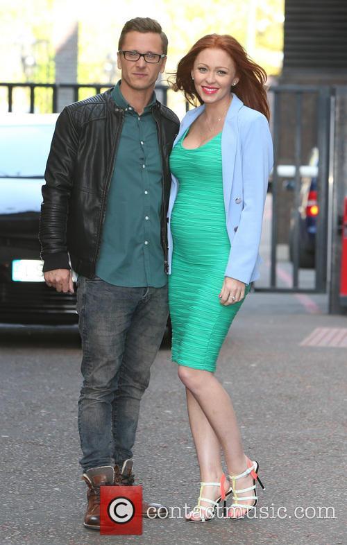 Natasha Hamilton and Ritchie Neville 3