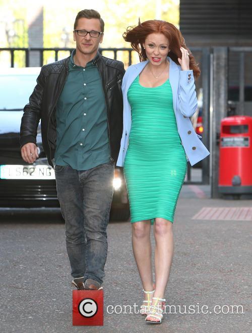 Natasha Hamilton and Ritchie Neville 9