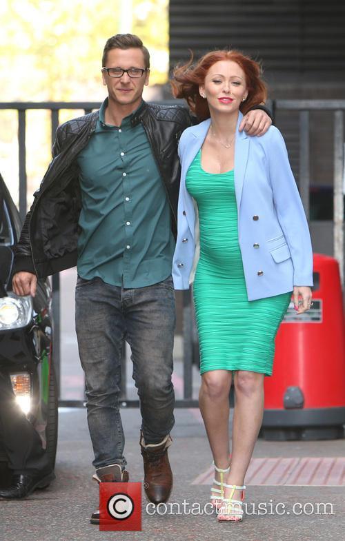 Natasha Hamilton and Ritchie Neville 11