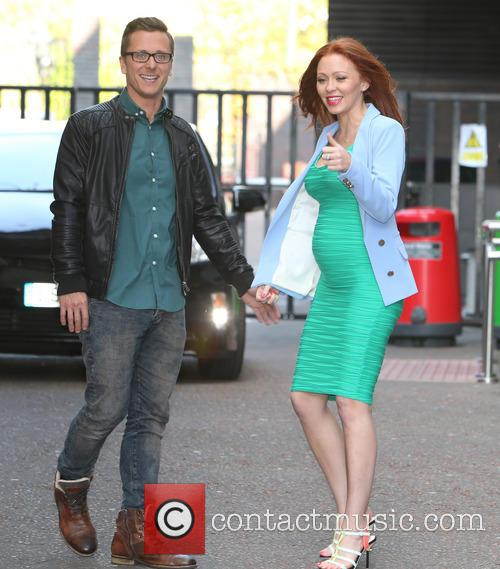 Natasha Hamilton and Ritchie Neville 1