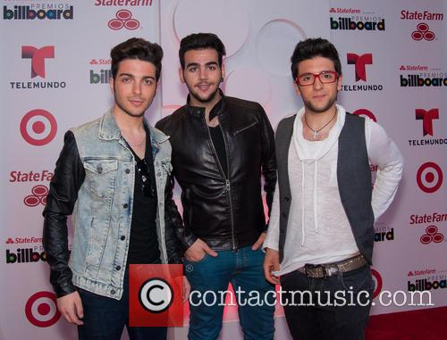 Billboard and Il Volo 7