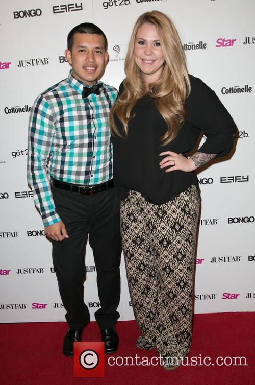 Javi Marroquin and Kailyn Lowry 1