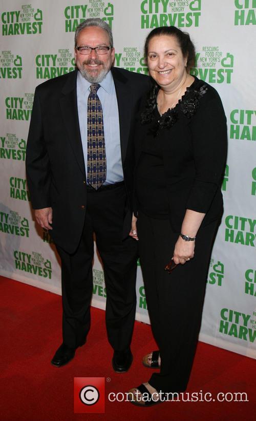 Tracy Nieporent and Drew Nieporent