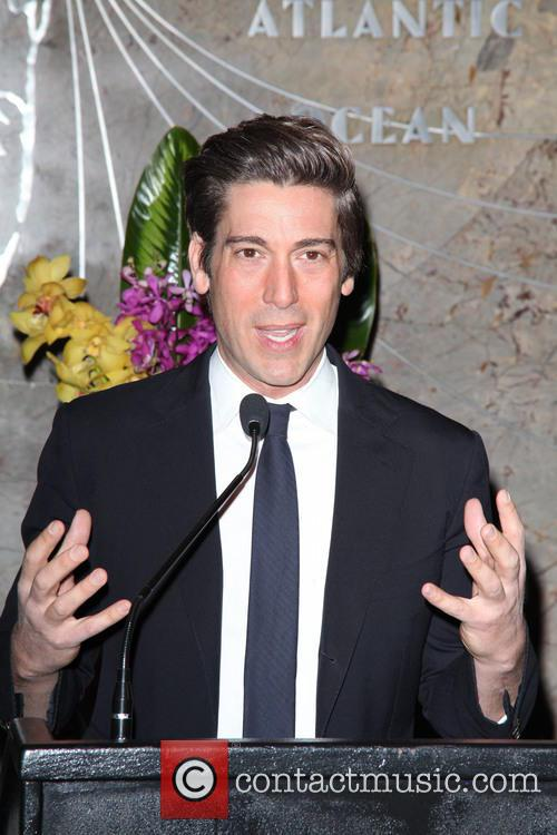 David Muir to light the Empire State Building