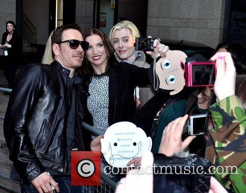 Irish Premiere of 'Frank'