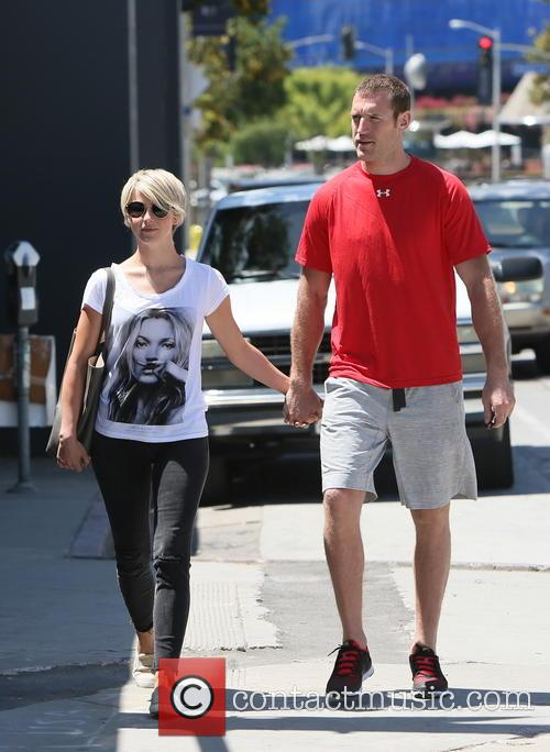 Julianne Hough and Brooks Laich 2