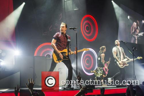 Tom Fletcher, Danny Jones, Dougie Poynter, Harry Judd, James Bourne and Matt Willis 15