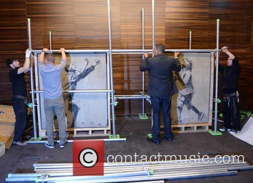 Banksy and Press View 12