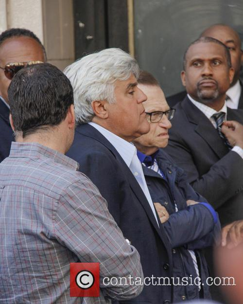 Jay Leno and Larry King 1
