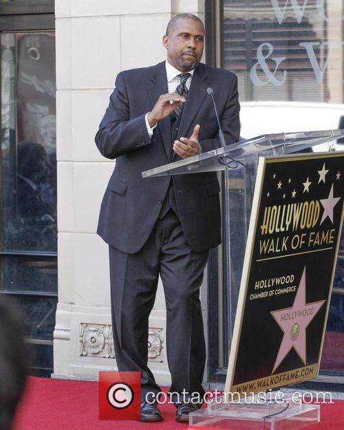 Tavis Smiley Star
