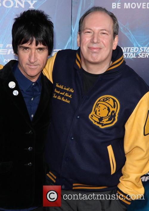 Johnny Marr and Hans Zimmer 2
