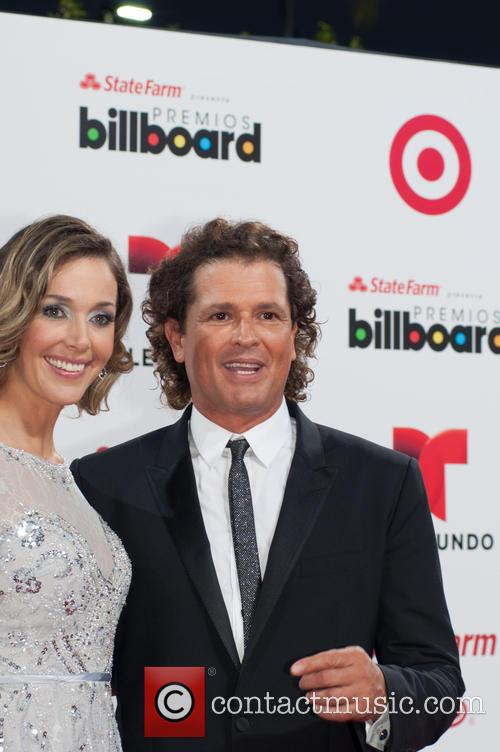 carlos vives latin billboard awards 2014 red 4168098