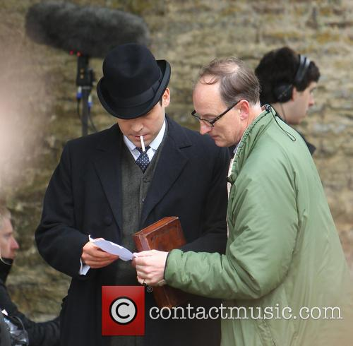 Downton Abbey cast film in Bampton