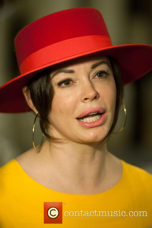 Rose McGowan, Sundance Film Festival